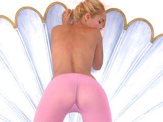 Порно блондинка медсестра