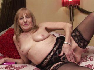 Двойное зрелые дамы