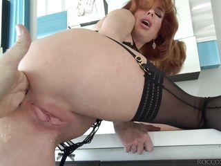 порно рыжая мама