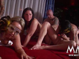 Горячий любительский секс семейной пары