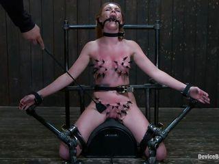бондаж пленница