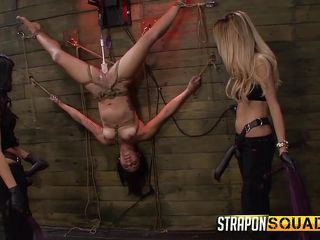 Госпожа рабыня страпон