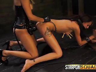госпожа доминирует порно смотреть