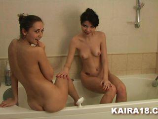Немки в бане секс