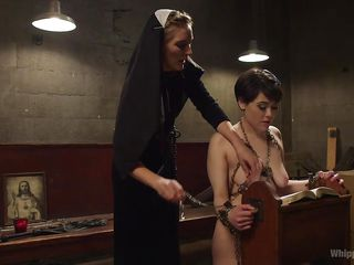 порно монашка мама
