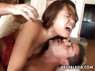 Порно двойной анальный секс