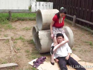 женское доминирование японки