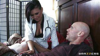 Порно хентай доктор