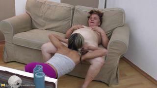 порно зрелые видео 50