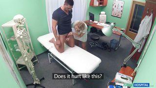 беременная на приеме у врача порно