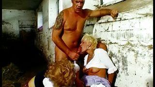 домашнее порно видео блондинки