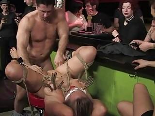 Порно пара и шлюха