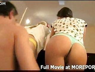 порно видео молодых домохозяек