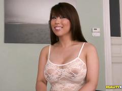 Азиатки в колготках