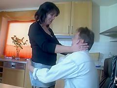 Зрелые немецкие жены порно