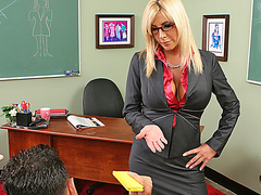 Минет учителю