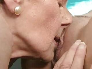 Ебля со старушками