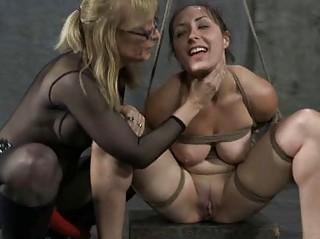 Порно бондаж бдсм