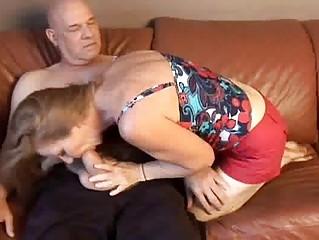 Порно минет от зрелых дам