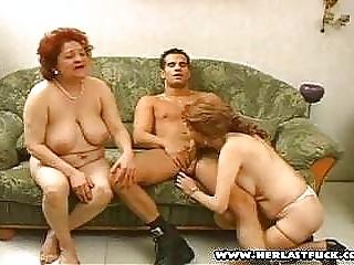 Куннилингус зрелые порно