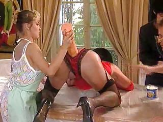 Порно фистинг свингеров